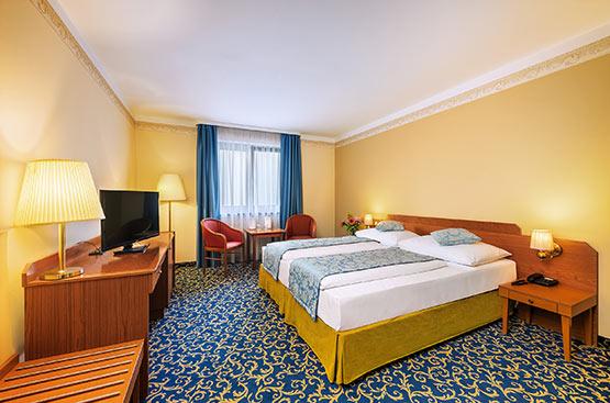 Standard Zimmer, Hotel Bellevue, Wien