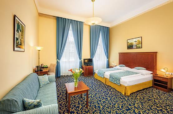 EXECUTIVE ZIMMER, Hotel Bellevue, Wien