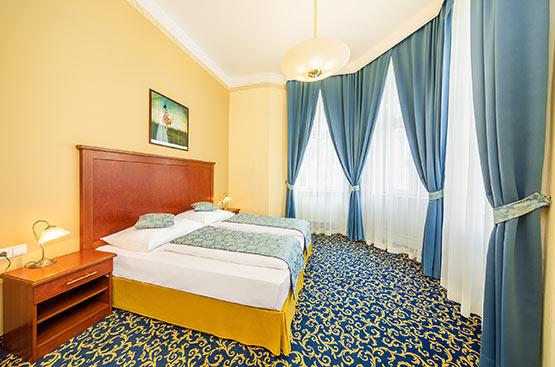 Junior Suite, Hotel Bellevue, Wien