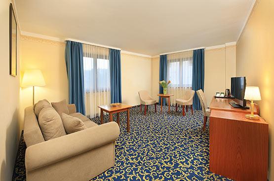 Suite, Hotel Bellevue, Wien