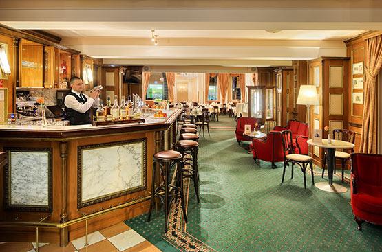 Bellevue cafe bar